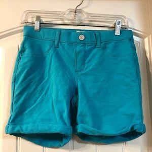 Other - Girls turquoise shorts